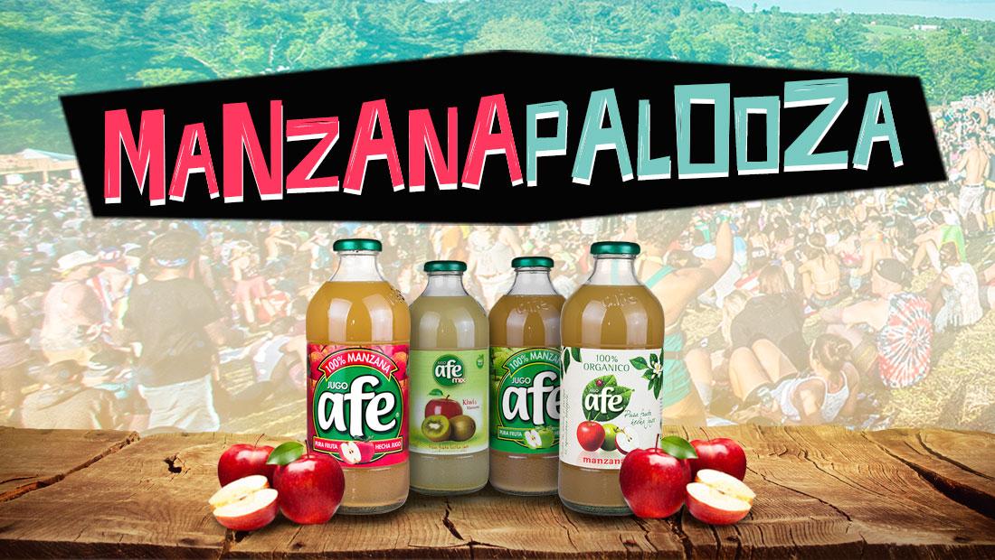 Manzanapalooza