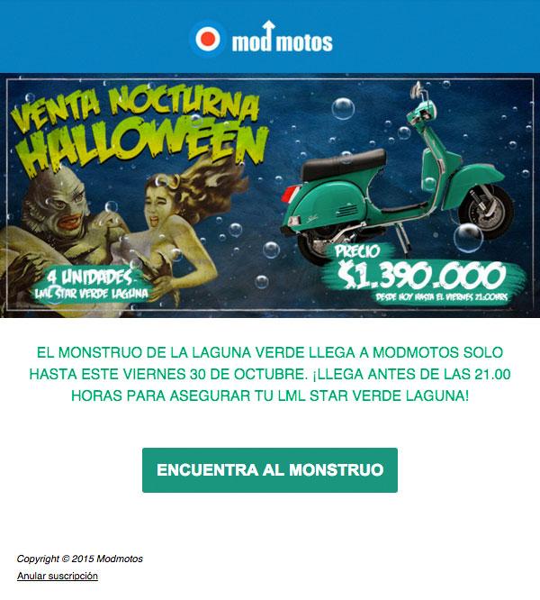 Venta Halloween