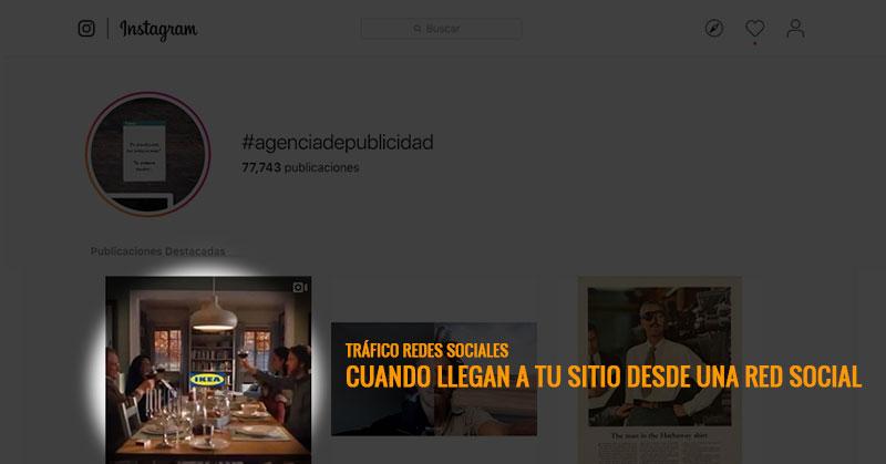 Página web - Redes sociales